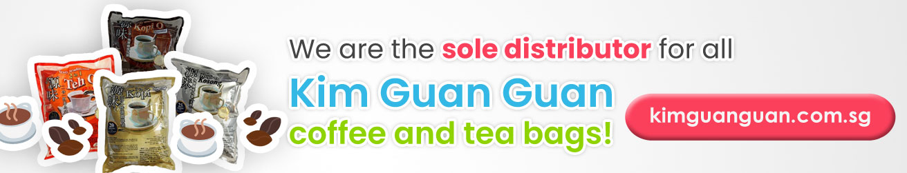 Kim Guan Guan Coffee and Tea